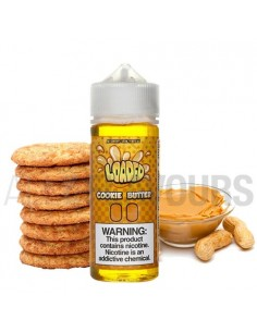 Cookie Butter 100ml TPD Loaded