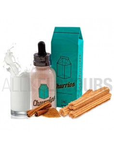 Churrios 50 ml TPD The Milkman