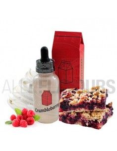 Crumbleberry 50ml TPD-The...