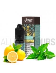 Shisha Lemon Mint 10 ml TPD...