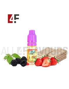Fraise Mures 10 ml-Cloud's of Lolo