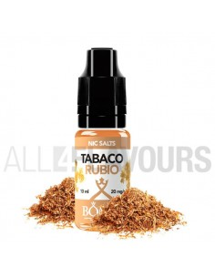 Tabaco Rubio 10ml 20MG TPD...