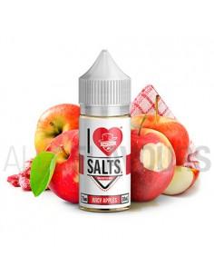 I Love Salts Juicy Apples...