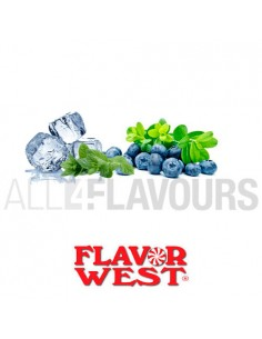 Blue Ice 10 ml Flavor West