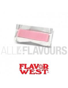 Bubble Gum 10 ml Flavor West