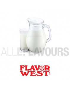 Milk 10 ml Flavor West