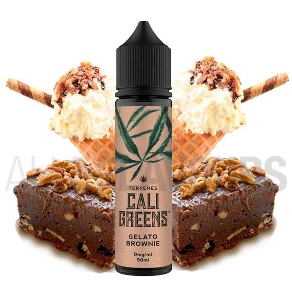 Gelato Brownie 50ml TPD Cali Greens