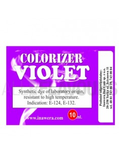 Colorante Violeta 10ml Inawera