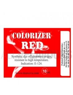 Colorante Rojo 10ml Inawera