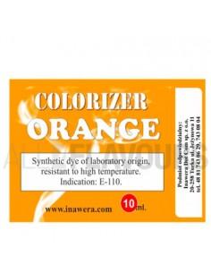 Colorante Naranja 10ml Inawera