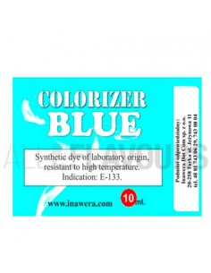 Colorante Azul 10ml Inawera