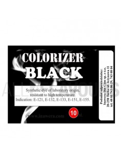 Colorante Negro 10ml Inawera
