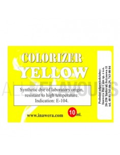 Colorante Amarillo 10ml...