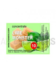 Lime Monster Concentrate...