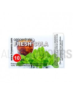 Fresh Cola Concentrate 10ml...