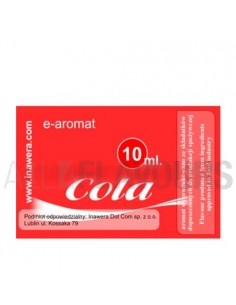 Cola Aromat 10ml Inawera