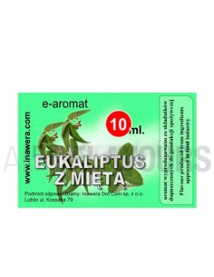 Eucalipto Menta Aromat 10ml...