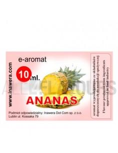 Pineapple Aromat 10ml Inawera