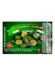 Lime Shisha 10ml Inawera