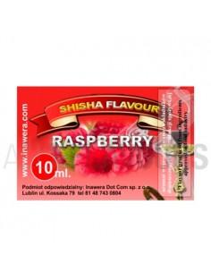 Raspberry Shisha 10ml Inawera