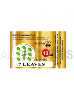 7 Leaves Tino D´Milano 10ml...
