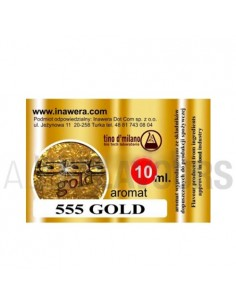 555 Gold Tino D´Milano 10ml...