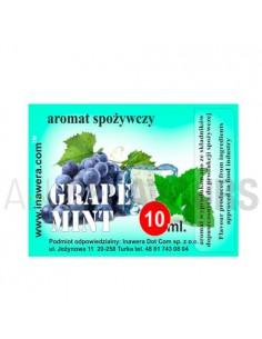 Grape Mint Aromat 10ml Inawera