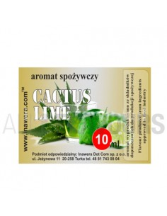 Cactus Lime Duet 10ml Inawera