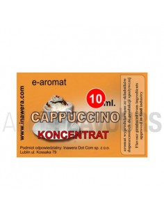 Cappuccino Concentrate 10ml...