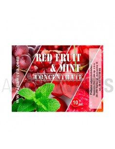 Red Fruit & Mint...
