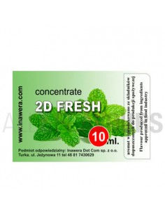 2D Fresh Concentrate 10ml...