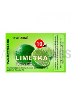 lime Concentrate 10ml Inawera
