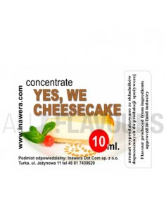 Yes We Cheesecake...
