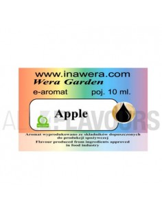 Apple Wera garden 10ml Inawera