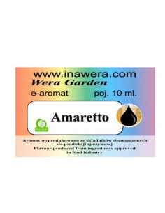 Amaretto Wera garden 10ml...