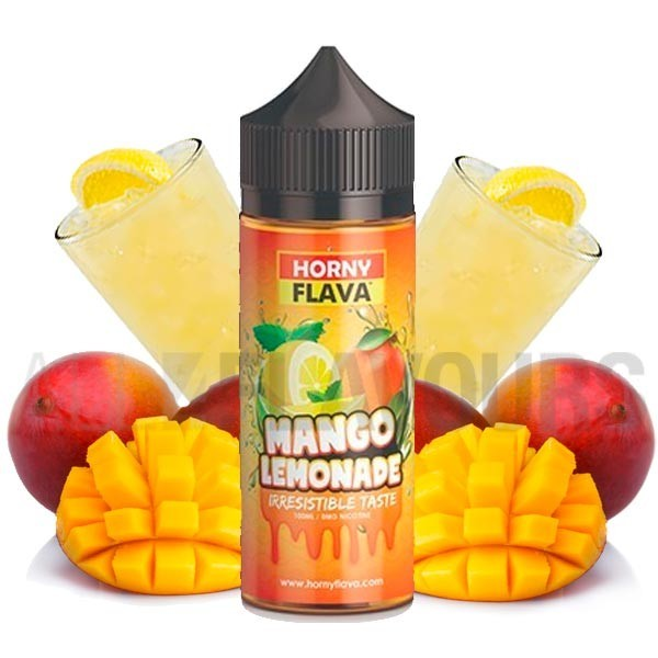 Mango Lemonade 100ml TPD Horny Flava