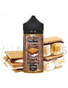 Smores 100 ml TPD One Hit...
