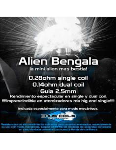 Resistencias Alien Bengala...