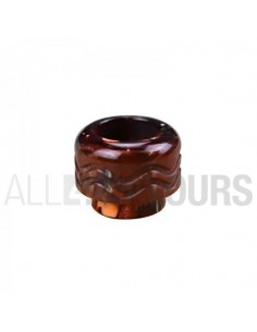 Drip Tip 810 Resina Brown...