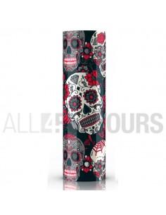 Wrap Batería 21700 Skull
