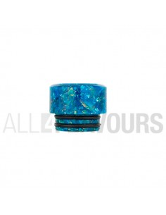 Drip Tip 810 Resina Blue...