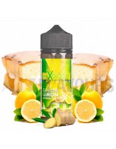 Ginger Lemon Sponge Cake...