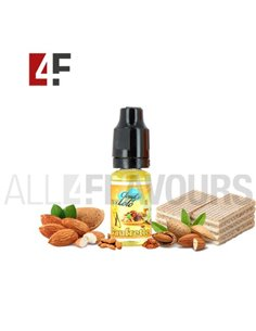 Praline Amande 10 ml-Cloud's of Lolo