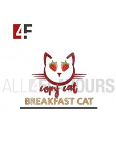Breakfast Cat 10ml- Copy Cat