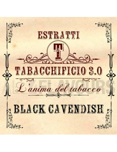 Black Cavendish Tabacchi In...