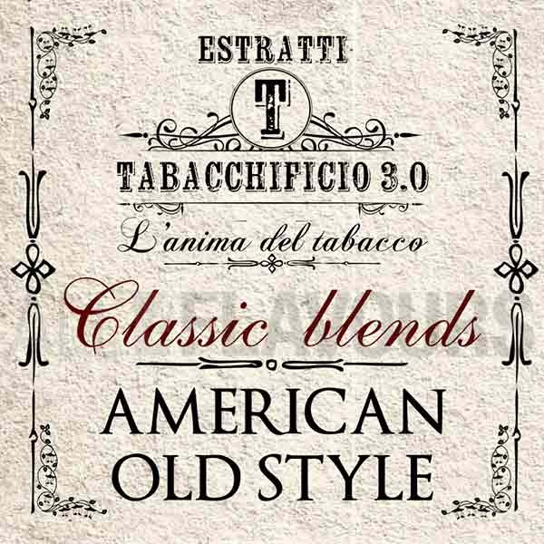 American Old Style Classic Blend 20...