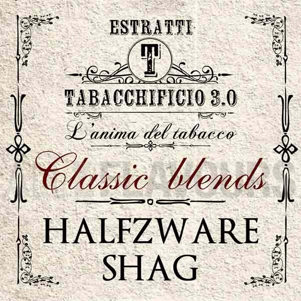 Halfzware Shag Classic Blend 20 ml...