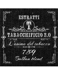 759 Balkan Special Blend 20...