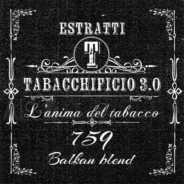 759 Balkan Special Blend 20 ml...