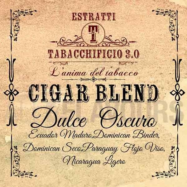 Dulce OSCURO Cigar Blend 20 ml...